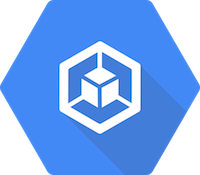 Kubernetes Engine logo